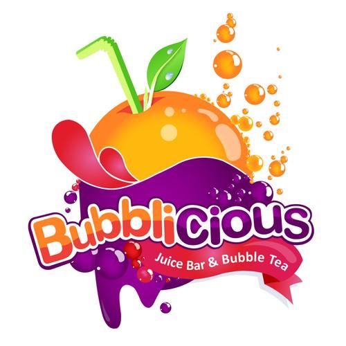 CREATE A BUBBLICIOUS experience for Bubblicious Bubble tea & Juice Bar
