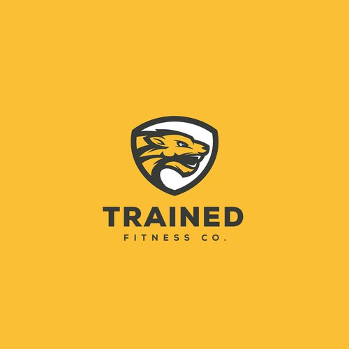 Logo Trained