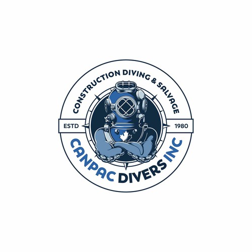 Logo for CanPac Divers Inc.