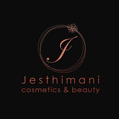 Elegant, modern, and feminine logo for cosmetics.