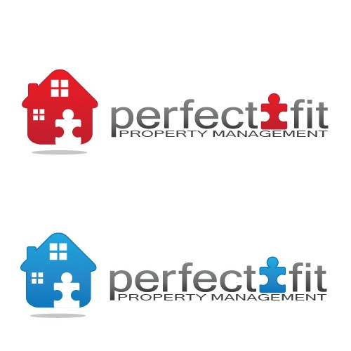 Perfect Fit Property Management Needs A LOGO