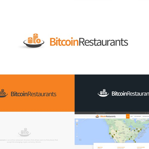 Logo Needed for new Bitcoin Restaurant Directory