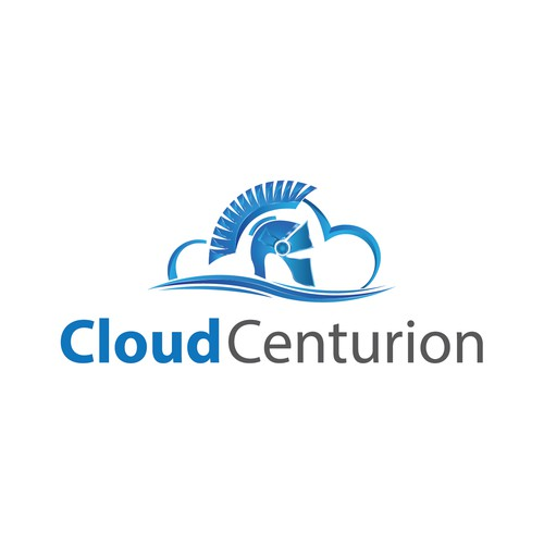 A test of your design skills - Can you incorporate DIGITAL, CLOUD, and CENTURION in a creative logo?