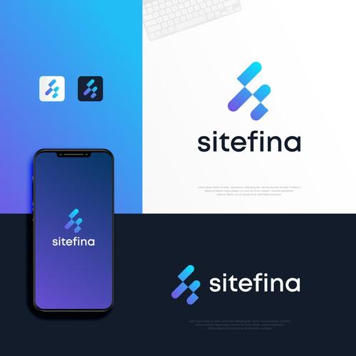 Logo concept for Sitefina