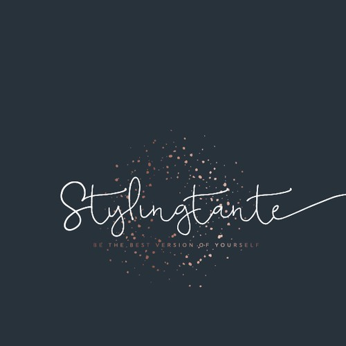 Logo & business card design for Stylingtante | Fashion and Makeup Stylist
