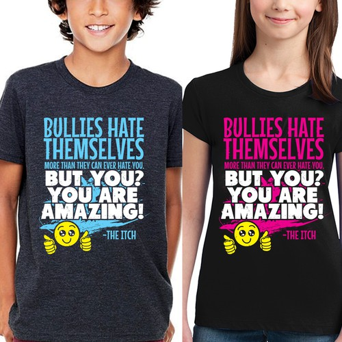 Bullies really hate themselves!