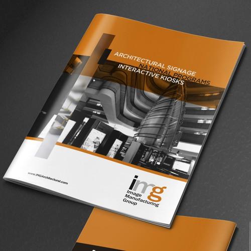 Brochure Design for Image Manufacturing Group