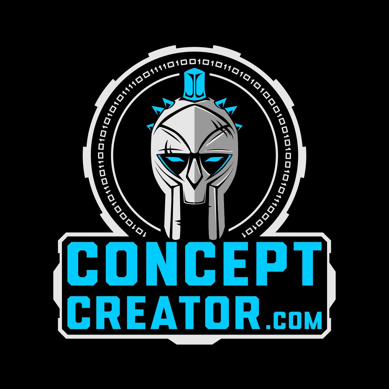 ConceptCreator.com Logo Design