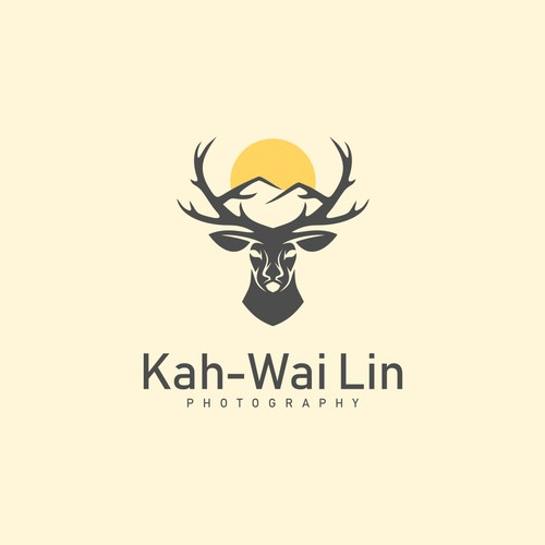 Classic Logo Design for Outdoor Photography
