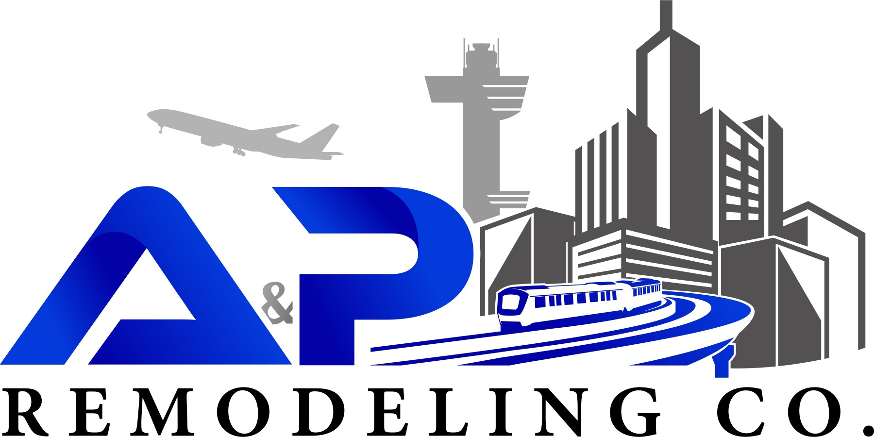 LOGO - for A&P Remodeling Co. & A&P Contracting Group