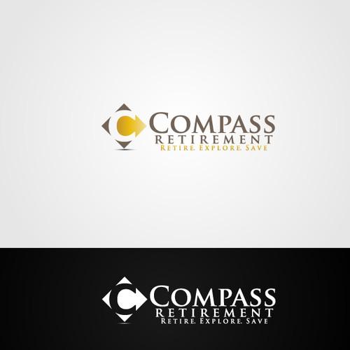 Compass Retirement needs a new logo