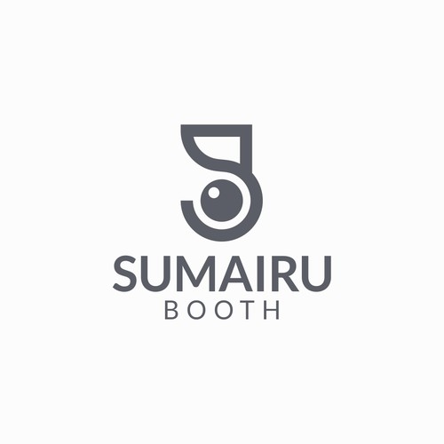 SUMAIRU BOOTH Logo Design