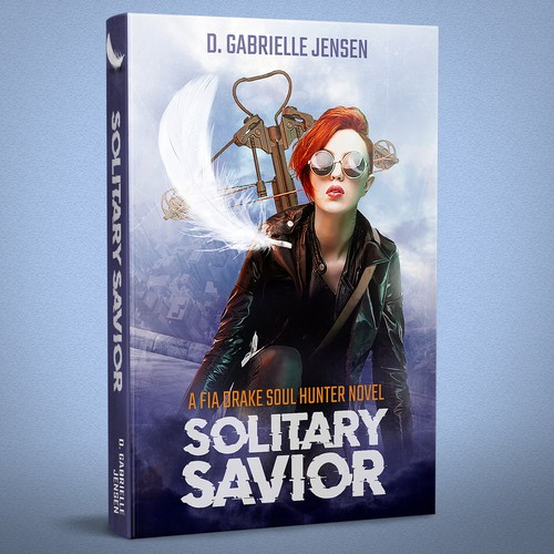 Couverture Solitary Savior