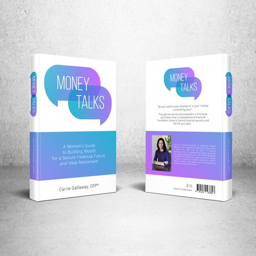 Coverbook for Money Talks