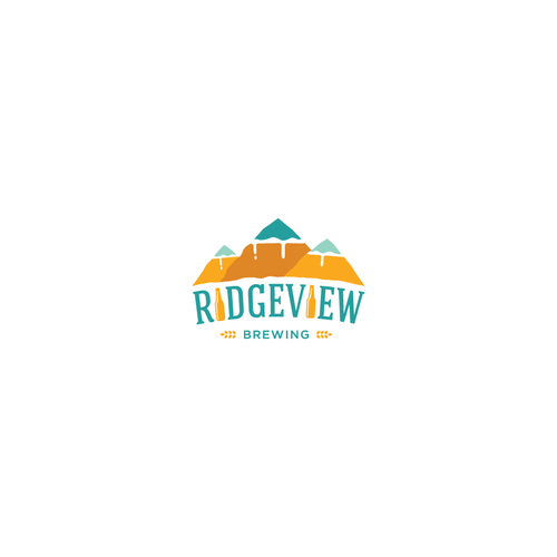 Logo for Ridgeview Brewing
