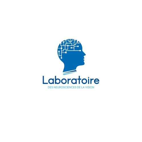 neurology eye examination lab logo