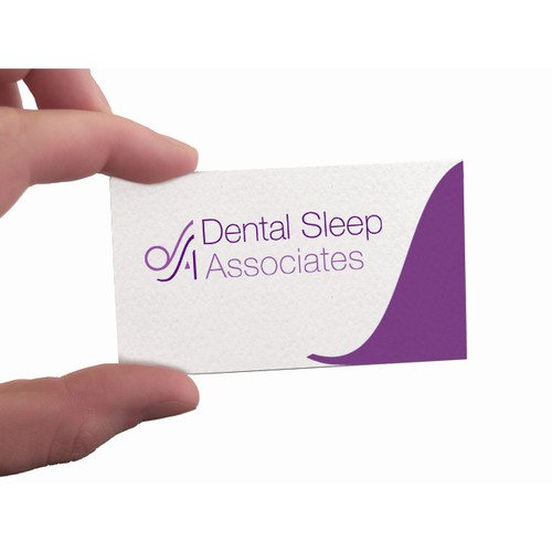 Logo Design for Dental Sleep Associates