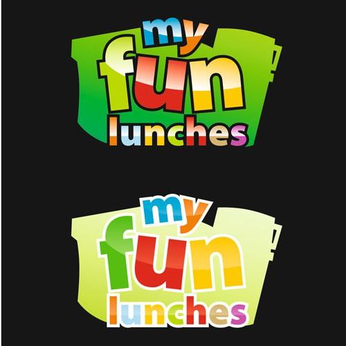 myfunlunches needs a fun, child friendly Logo