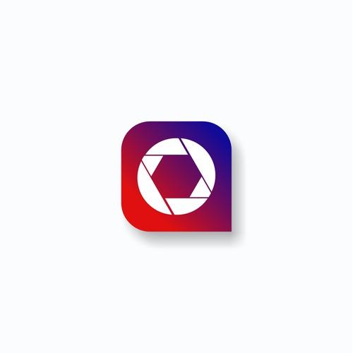 Tech logo Minimalist