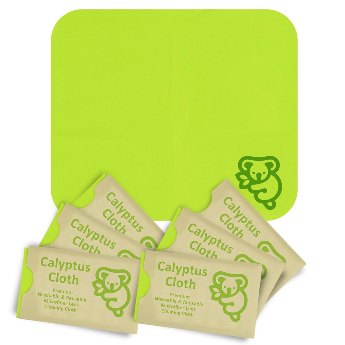 Calyptus E-Wipes + Calyptus Cloth New Colors Photos