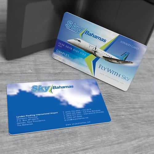 Membership Cards for Customer Loyalty Program