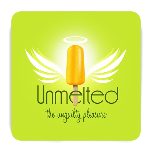 Unmelted