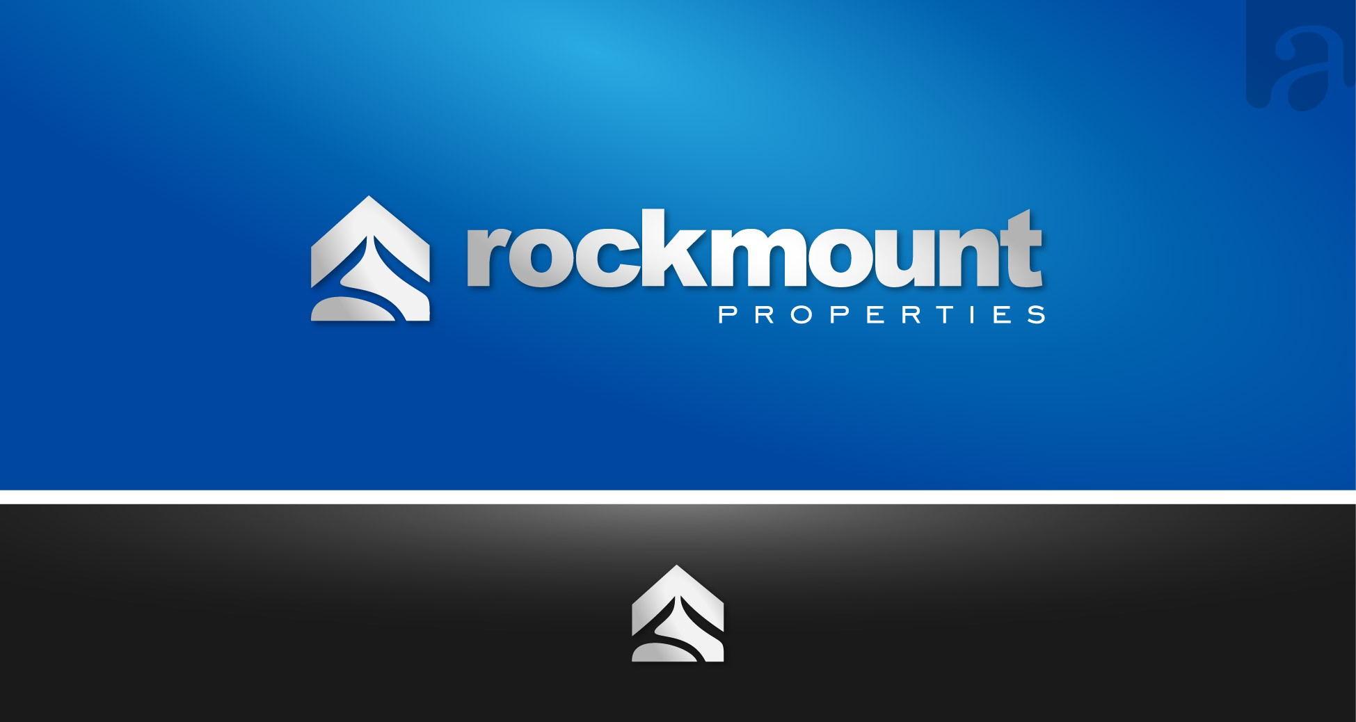 Help Rockmount Properties with a new logo