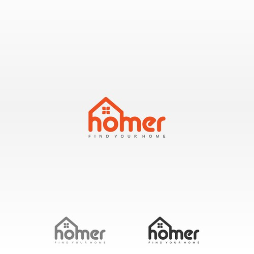 Create logo for a Real Estate and Housing web portal