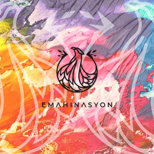 Emahinasyon Logo Design