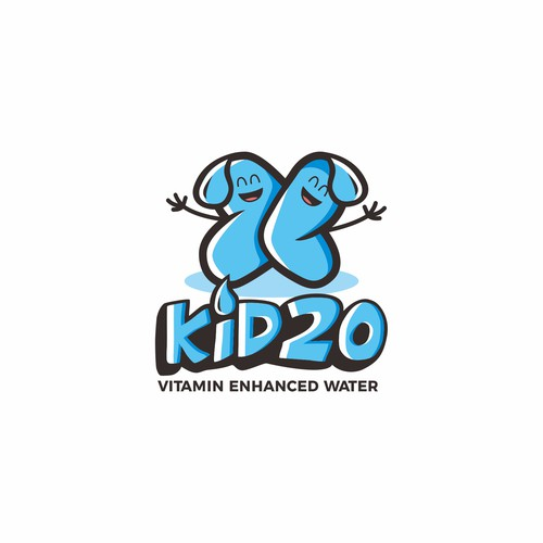 Kid2o Logo