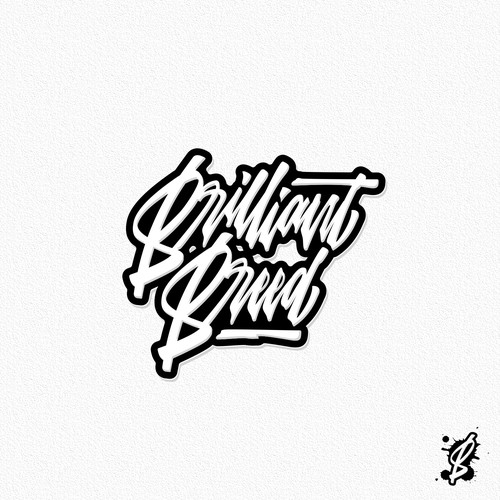 Lettering Logo For Fashion Brand