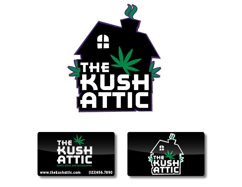New logo wanted for The Kush Attic