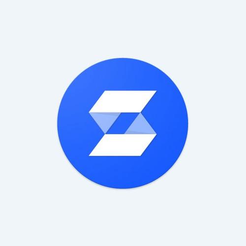 Declined 'S' monogram design for Syncoria