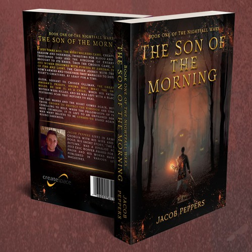 The Son Of The Morning Book