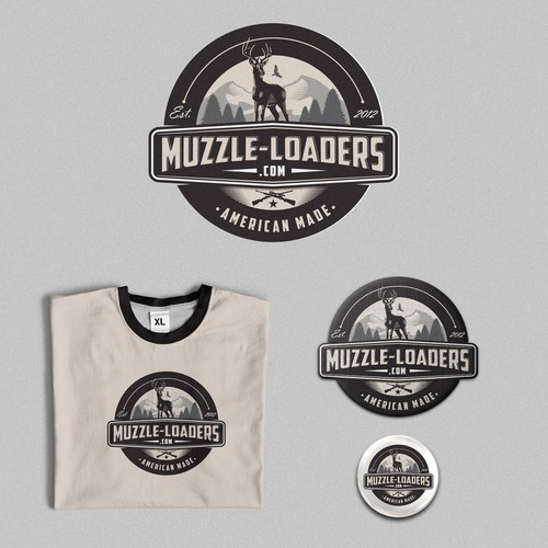 Logo for Muzzle-loaders.com