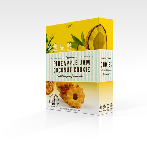 Package Re-design for Cookie