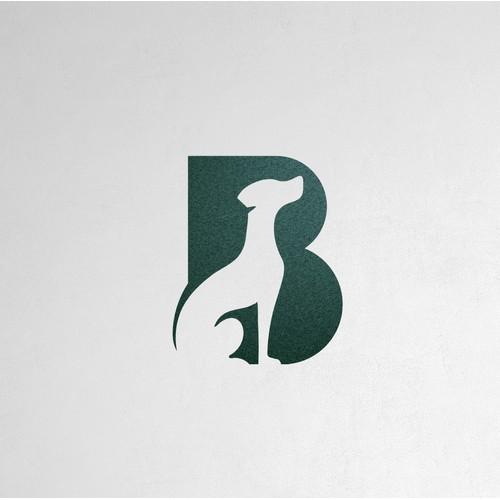 Elegant logo design for a pets accessories shop