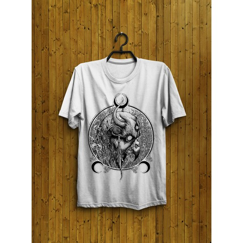 artwork illustratio t-shirt