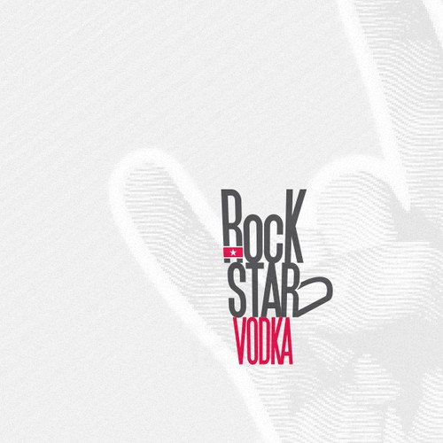 New logo wanted for Rockstar Vodka