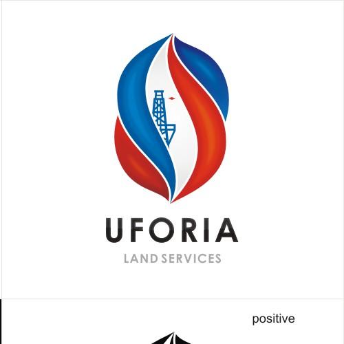 logo for UFORIA oil company