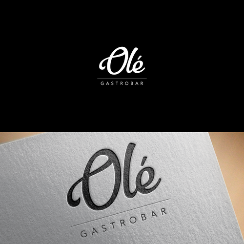 Logo concept for restaurant.
