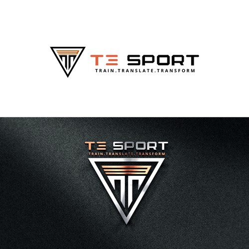 Unique Sports Training facility needs a innovative, clever logo