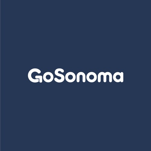 Logo Design for GoSonoma