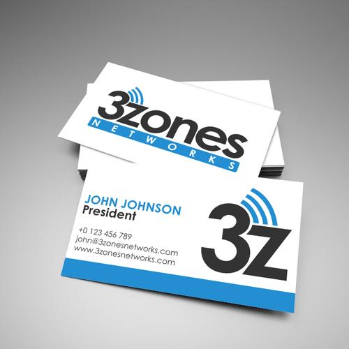 Logo for 3zones