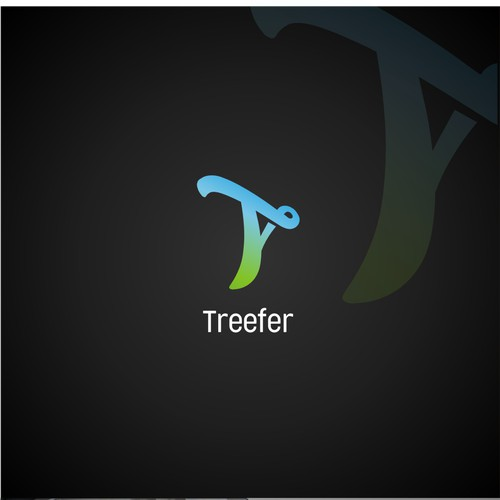 smart logo for Treefer