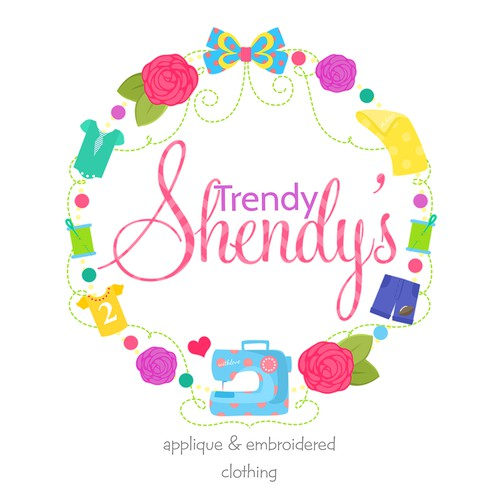 Trendy Shendy's needs a new logo