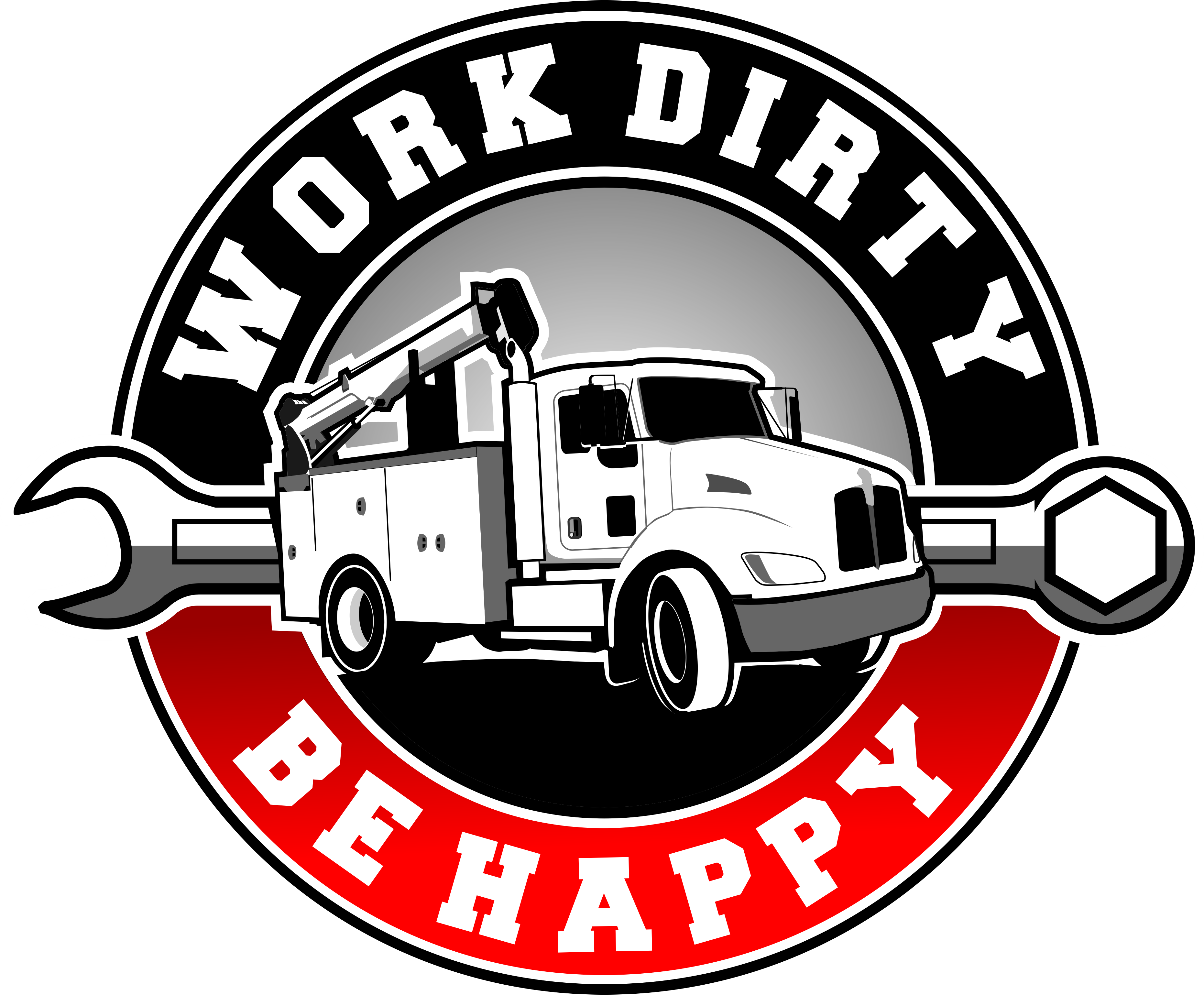 "Bring ""Work Dirty Be Happy"" to Life!"