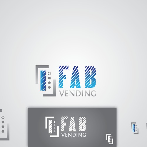 Help F. A. B. Vending with a new logo