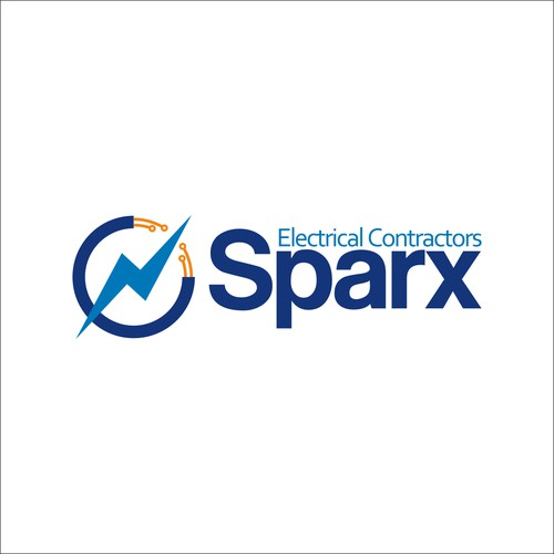 logo for Sparx Electrical Contractors
