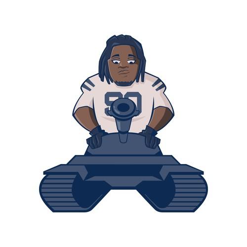 Sports Logo/Mascot Concept